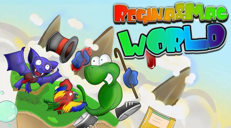 Regina & Mac World Nintendo Switch