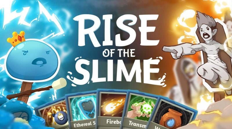 Rise of the Slime Nintendo Switch