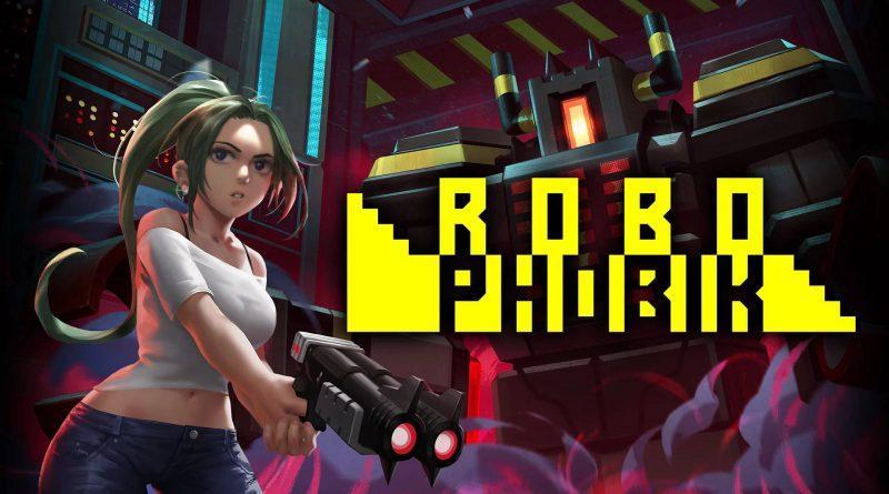 RoboPhobik Nintendo Switch