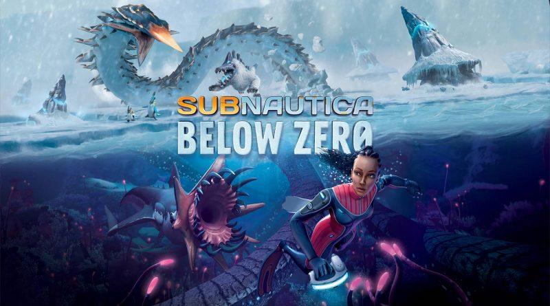 Subnautica: Below Zero Nintendo Switch