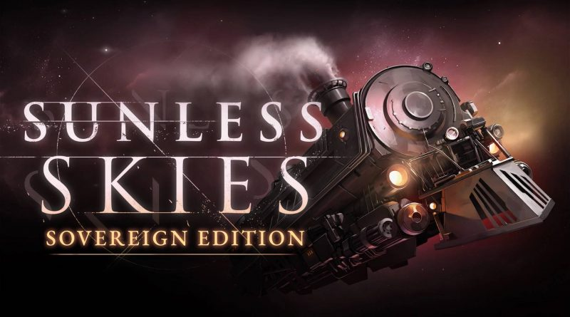 Sunless Skies: Sovereign Edition Nintendo Switch Gameplay