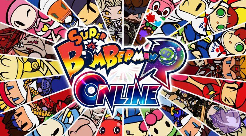 Super Bomberman R Online Nintendo Switch