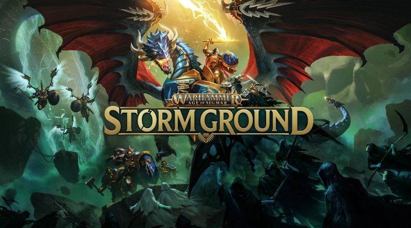 Warhammer Age of Sigmar: Storm Ground Nintendo Switch
