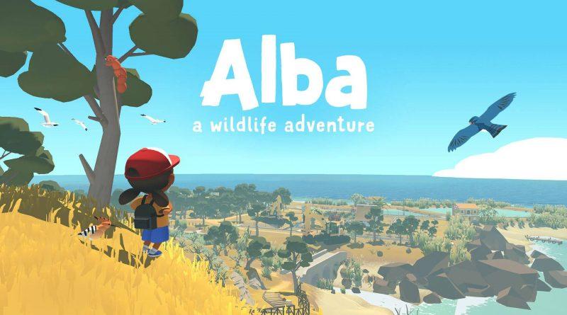Alba: A Wildlife Adventure Nintendo Switch