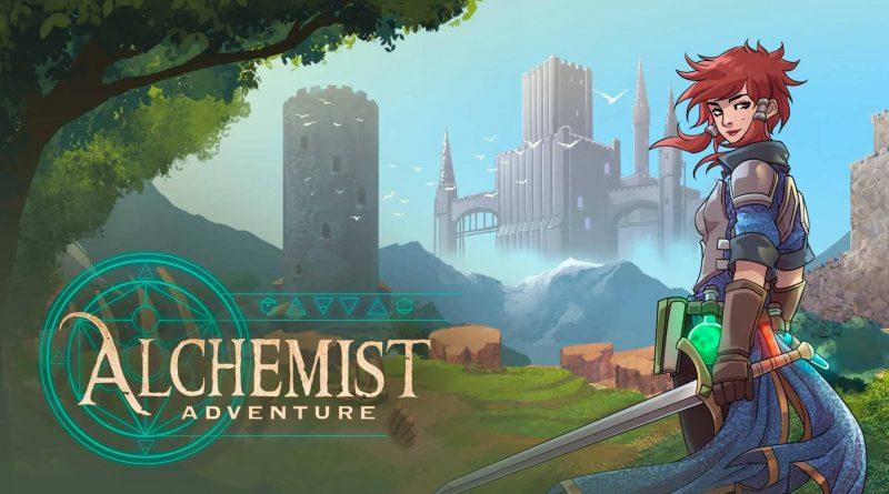 Alchemist Adventure Nintendo Switch