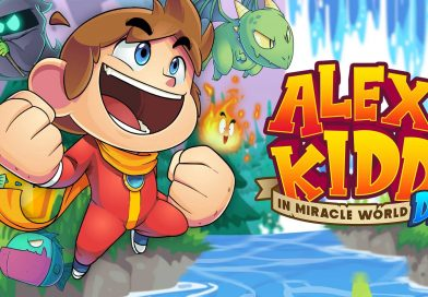 Alex Kidd in Miracle World DX Nintendo Switch Review Impressions + Gameplay
