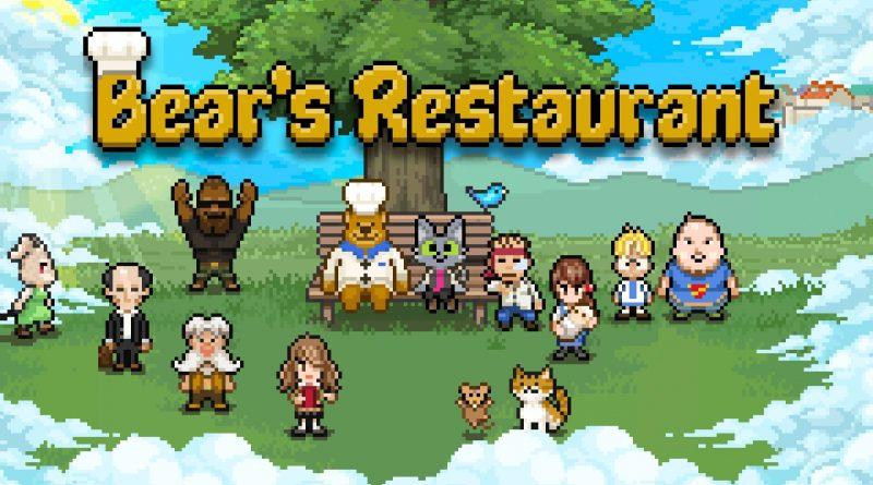 Bear's Restaurant Nintendo Switch