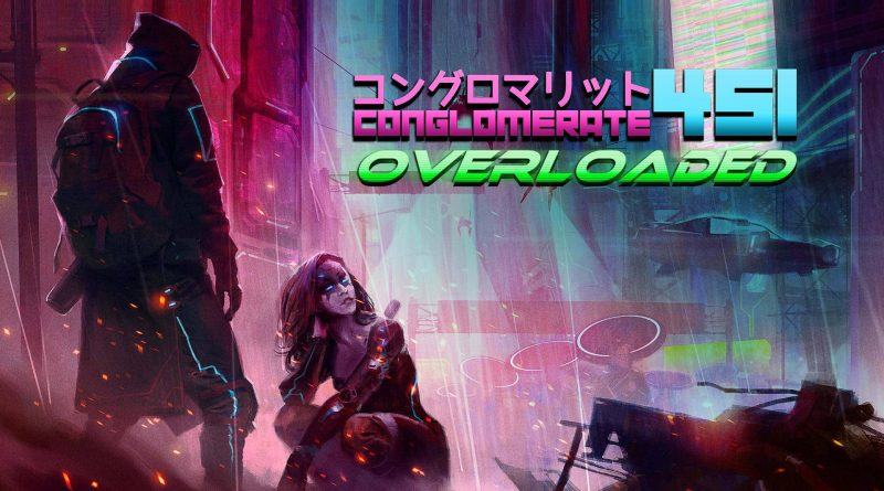 Conglomerate 451: Overloaded Nintendo Switch