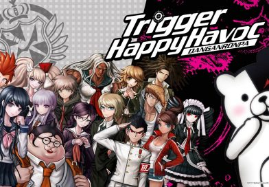 DanganRonpa: Trigger Happy Havoc PS Vita Gameplay | PS Vita Classic