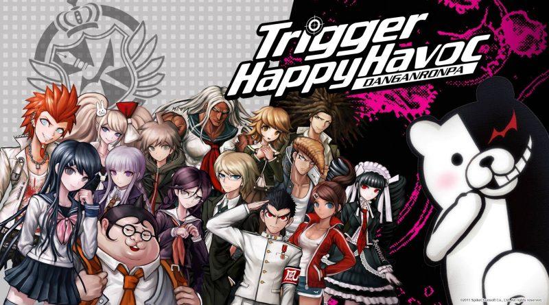 DanganRonpa: Trigger Happy Havoc PS Vita