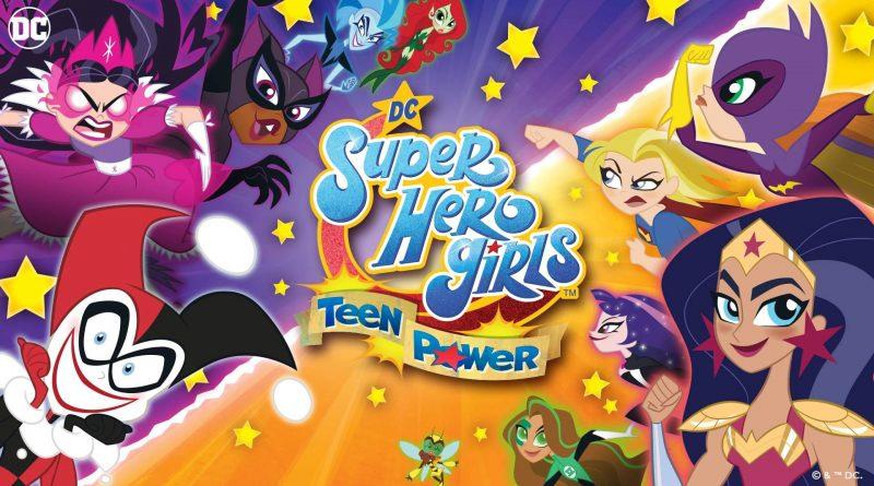DC Super Hero Girls: Teen Power Nintendo Switch
