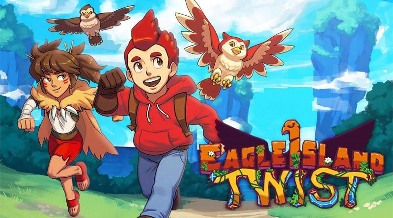Eagle Island Twist Nintendo Switch