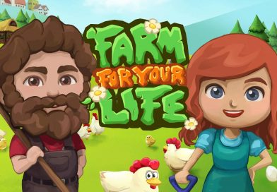 Farm For Your Life Nintendo Switch Gameplay