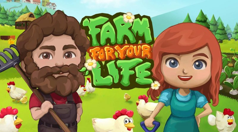 Farm For Your Life Nintendo Switch