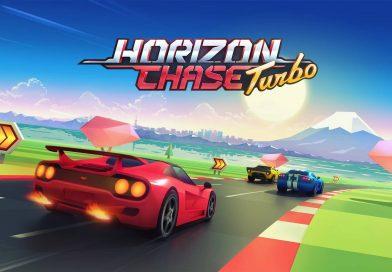 Horizon Chase Turbo PS Vita Review Impressions + Gameplay
