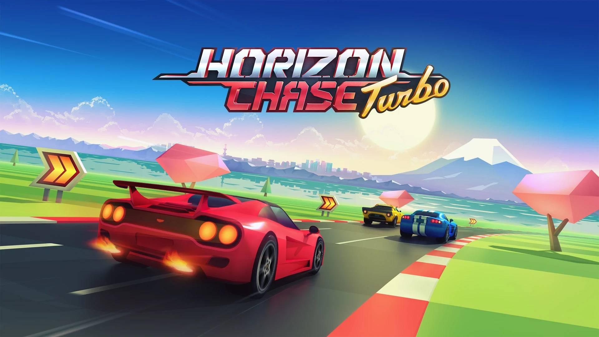 Horizon Chase Turbo PS Vita