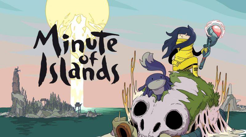 Minute of Islands Nintendo Switch