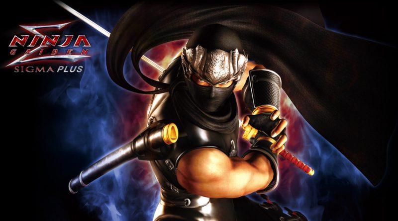 Ninja Gaiden Sigma Plus PS Vita