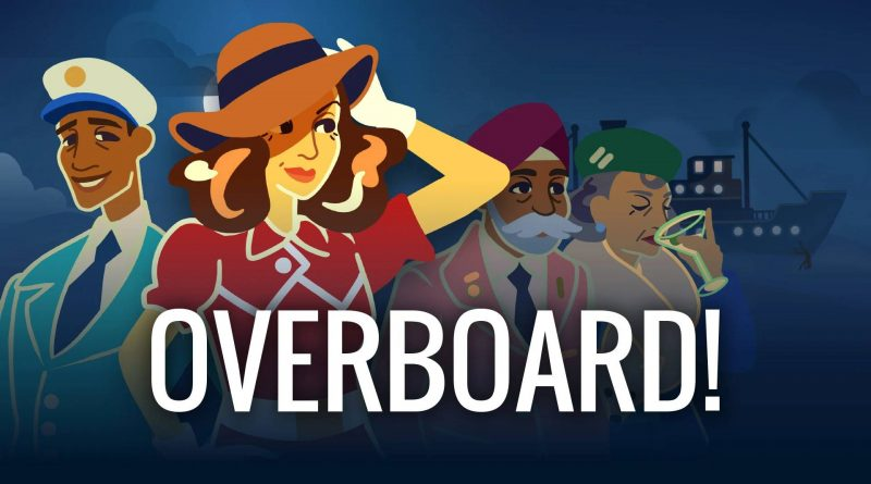 Overboard! Nintendo Switch