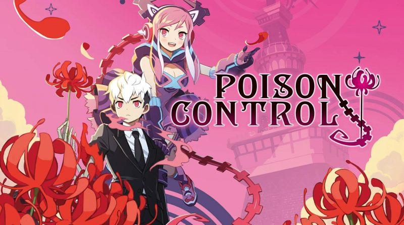 Poison Control Nintendo Switch
