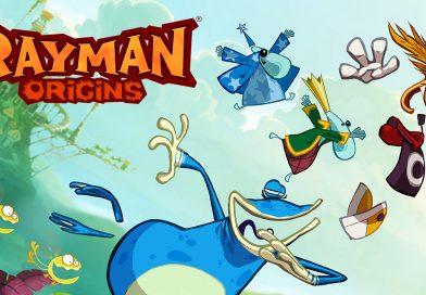 Rayman Origins PS Vita Gameplay | PS Vita Classic