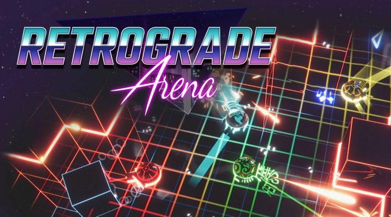 Retrograde Arena Nintendo Switch