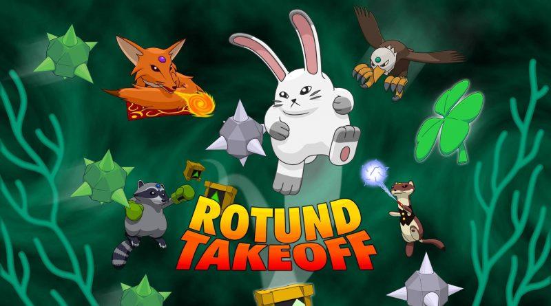 Rotund Takeoff Nintendo Switch