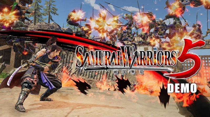 Samurai Warriors 5 Nintendo Switch Demo