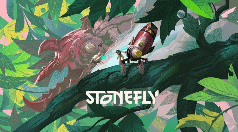 Stonefly Nintendo Switch