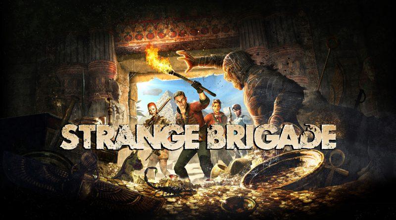 Strange Brigade Nintendo Switch