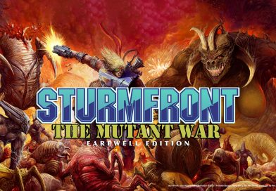 Sturmfront – The Mutant War: Farewell Edition PS Vita Gameplay