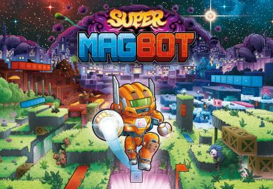Super Magbot Nintendo Switch Review Impressions + Gameplay
