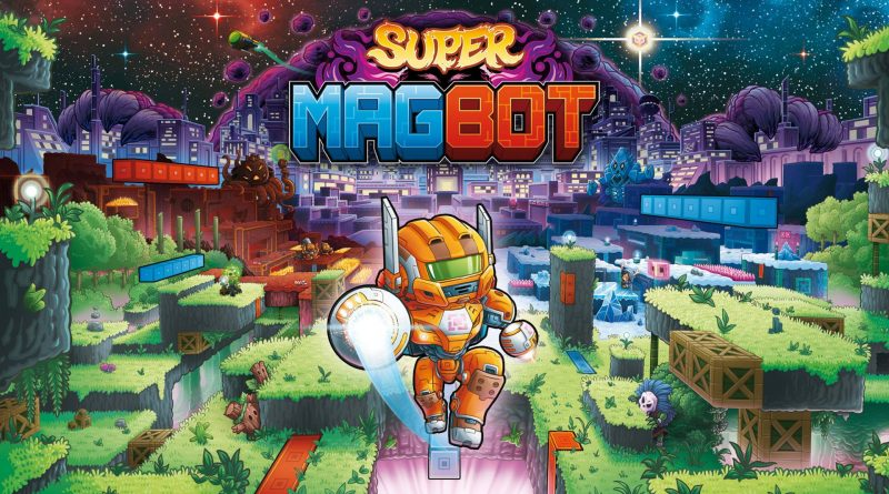 Super Magbot Nintendo Switch