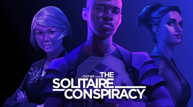 The Solitaire Conspiracy Nintendo Switch