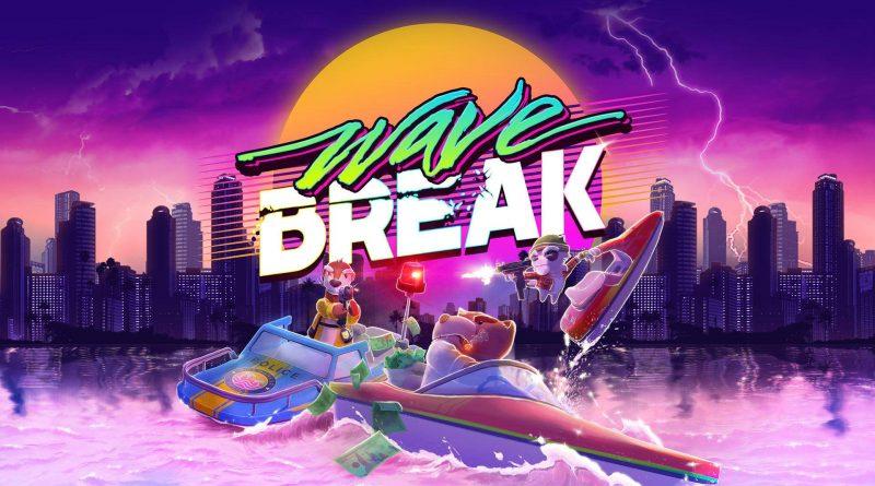 Wave Break Nintendo Switch
