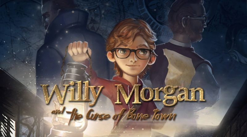 Willy Morgan and the Curse of Bone Town Nintendo Switch