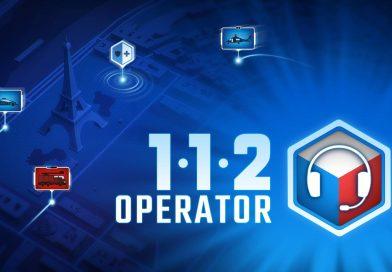 112 Operator Nintendo Switch Gameplay
