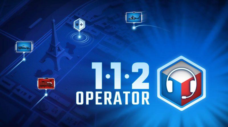 112 Operator Nintendo Switch