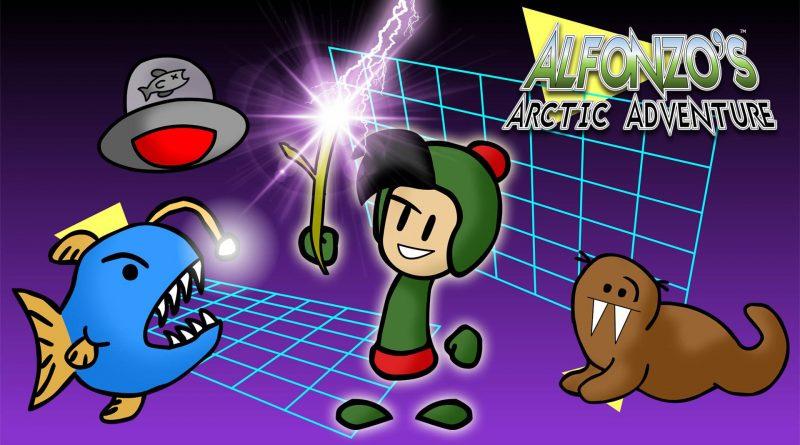 Alfonzo's Arctic Adventure Nintendo Switch
