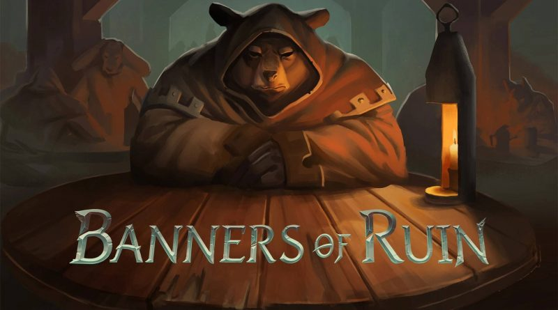 Banners of Ruin Nintendo Switch