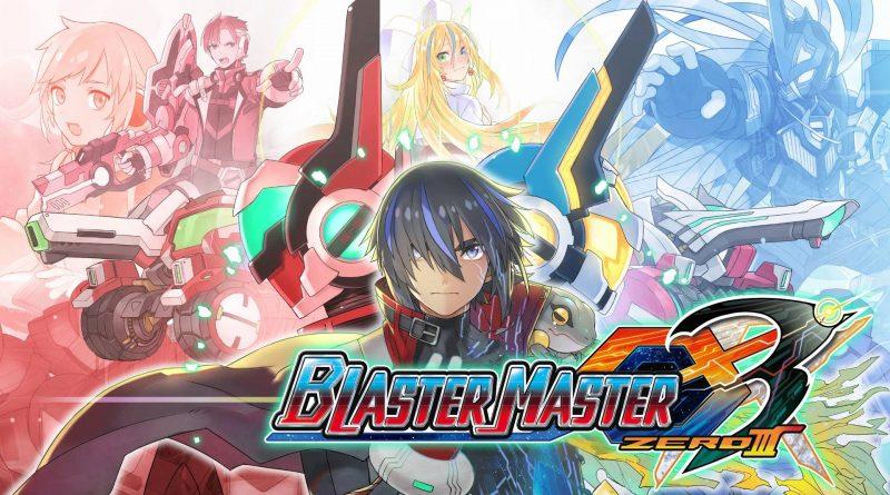 Blaster Master Zero 3 Nintendo Switch