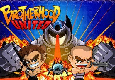 Brotherhood United PS Vita Gameplay