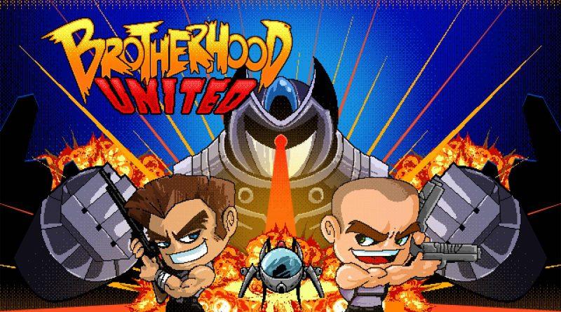 Brotherhood United PS Vita