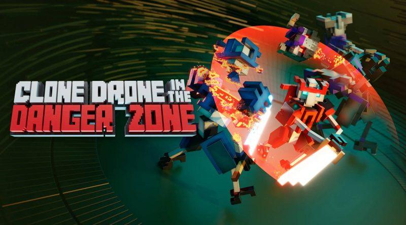 Clone Drone in the Danger Zone Nintendo Switch