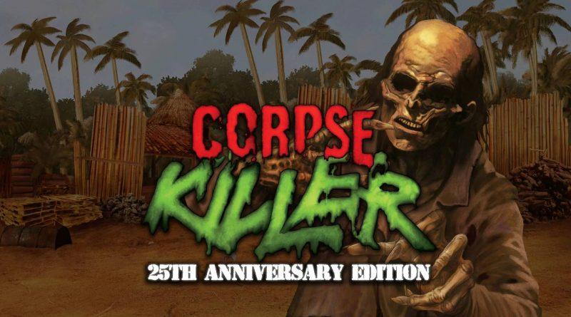 Corpse Killer - 25th Anniversary Edition Nintendo Switch
