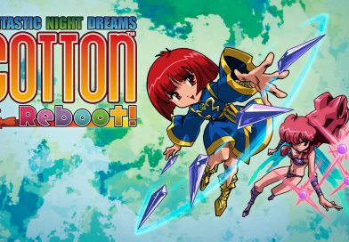 Cotton Reboot! Nintendo Switch Gameplay