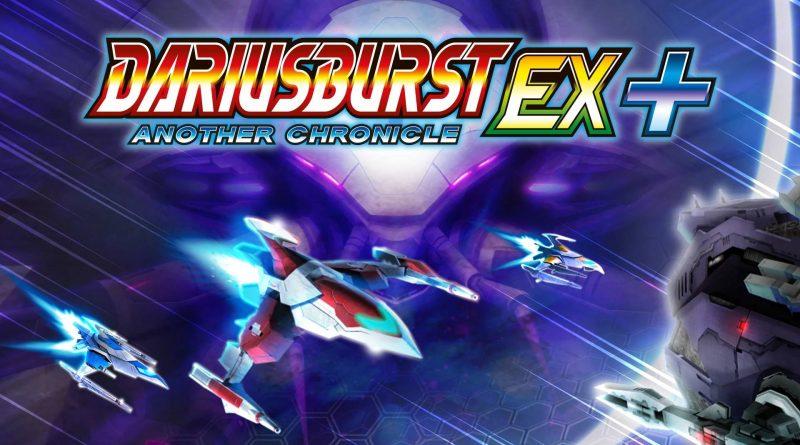 Dariusburst: Another Chronicle EX+ Nintendo Switch