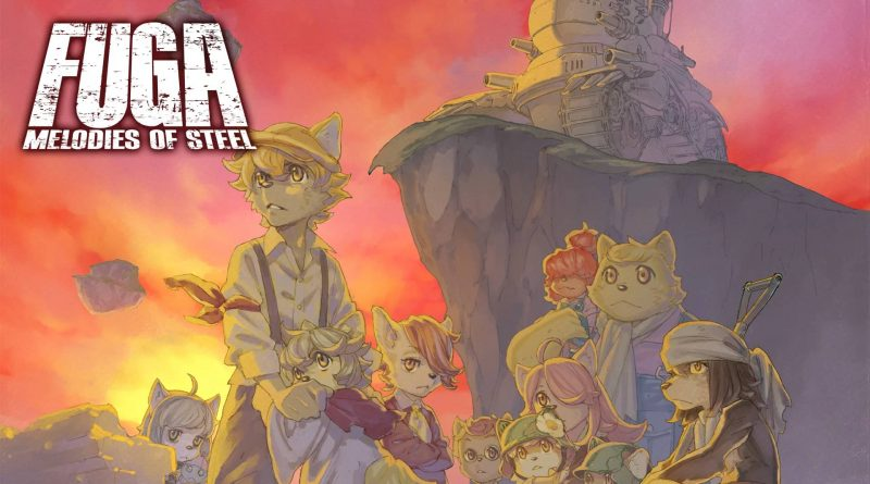 Fuga: Melodies of Steel Nintendo Switch