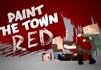 Paint the Town Red Nintendo Switch Gameplay