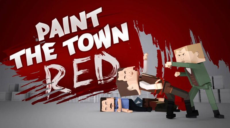 Paint the Town Red Nintendo Switch